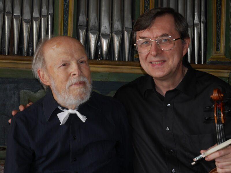 Duo Violine und Geige