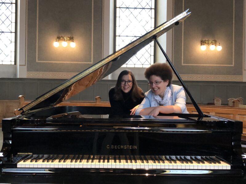 Duo Orgel und Klavier
