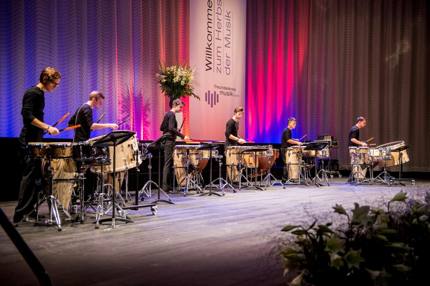 Cosmic Percussion Ensemble
