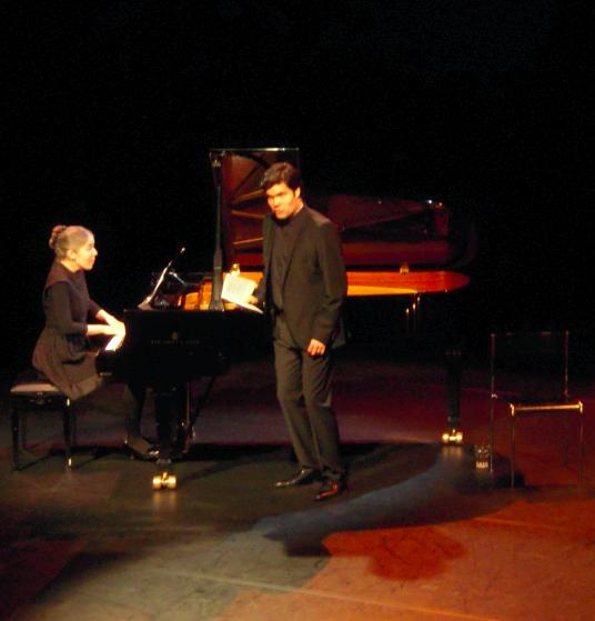 Duo Gesang-Klavier