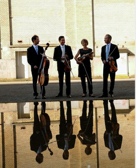 Sarastro-Quartett Und Dominik Sackmann
