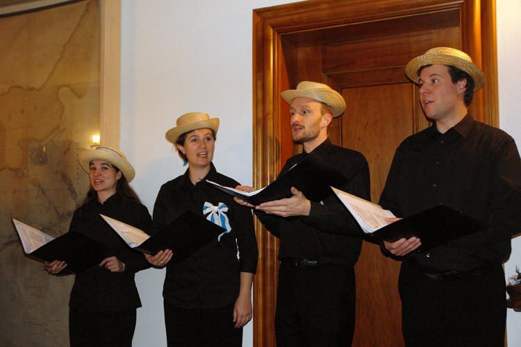 Kammerton-Quartett