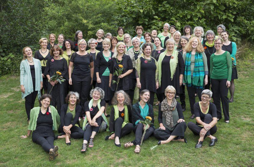 Singfrauen Winterthur - Sommerkonzert