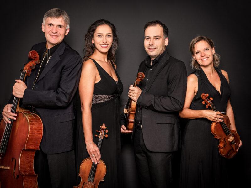 Schweizer Kammerenseble & Amar Quartett